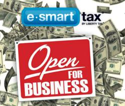 eSmart Tax is Open for Business