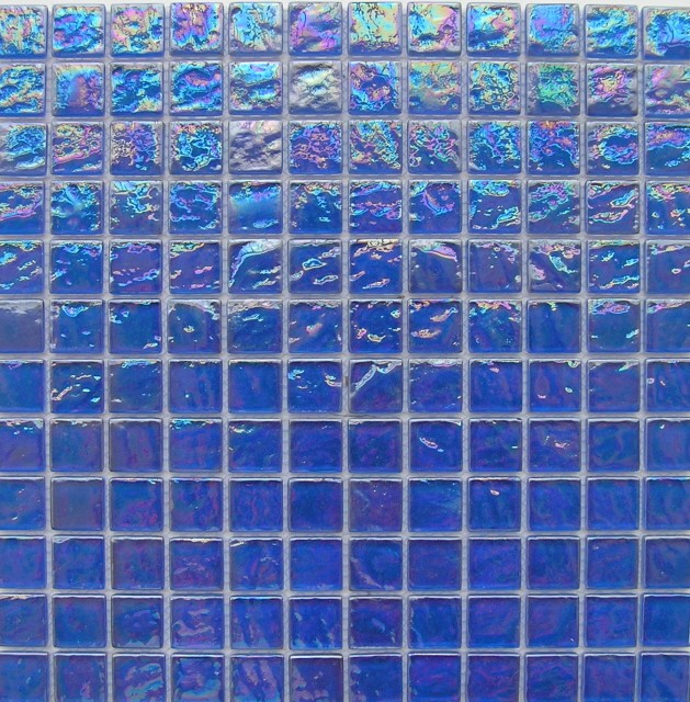 Mineral Tiles Unveils New Range of Iridescent Glass Tiles