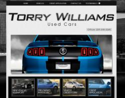 http://www.torrywilliamsusedcars.com/
