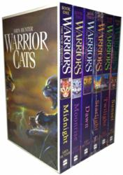 Worrior Cats The New Prophecy