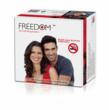 Freedom Quit Smoking System retail packaging