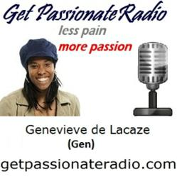 Get Passionate Radio show with GenieCoach