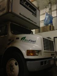 Acclaimed Biodisel Truck
