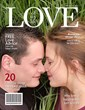 Personalized Love Magazine Cover from YourCover