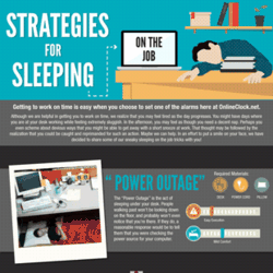 Sleep On The Job With Help from OnlineClock.net