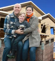 2012 Homebuyer Trend: Prioritized Family Relationsips