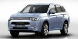 Mitsubishi Outlander Plug-In Hybrid is set for a 2013 release.