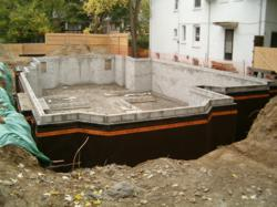 Foundation Excavation and Forming