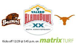 2012 Valero Alamo Bowl