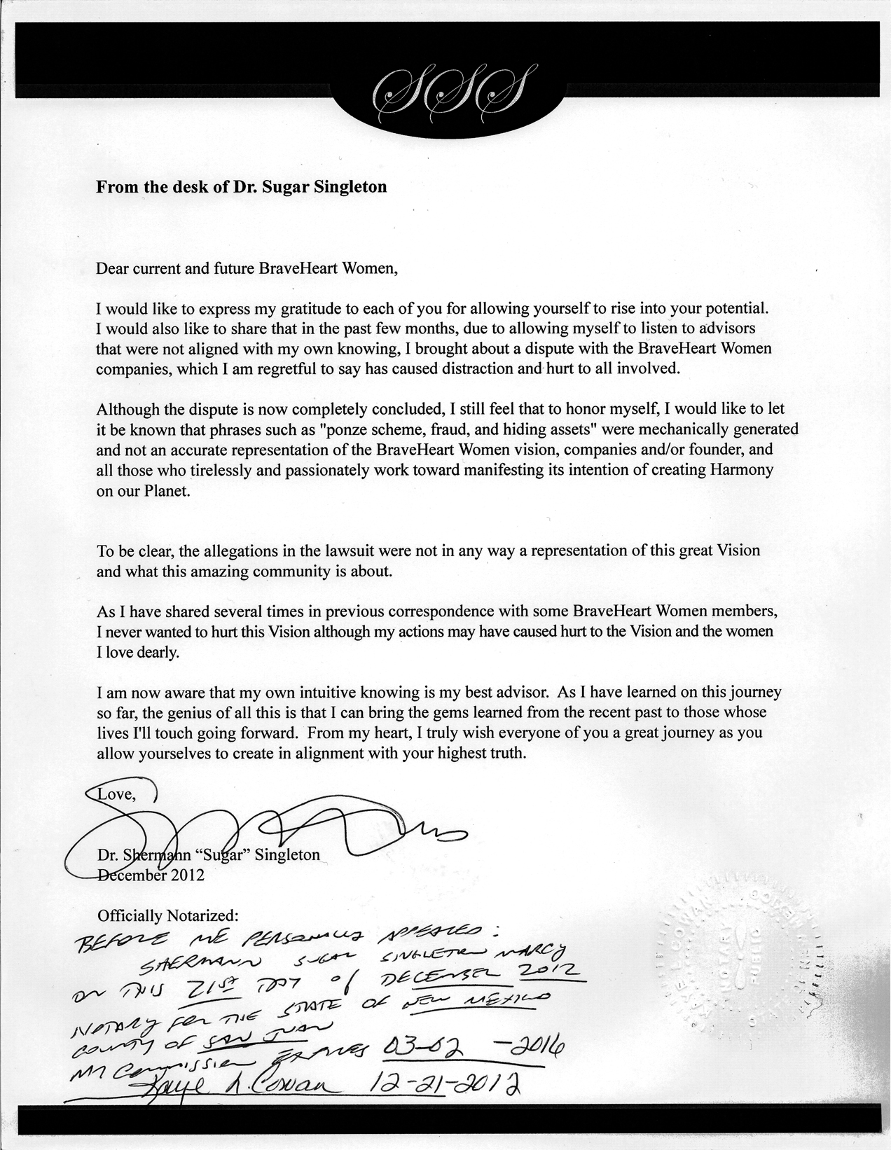 Apologize Letter To Customer Examples Images