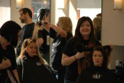 Top salon raleigh, philanthropy, cut-a-thon, charity, healthcare, medical