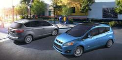 Ford C-Max and C-Max Energi hybrids