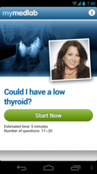 Thyroid App by MyMedLab and Mary Shomon