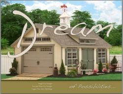 Amish Barn And Garage Builder In Pa Releases New Catalogs