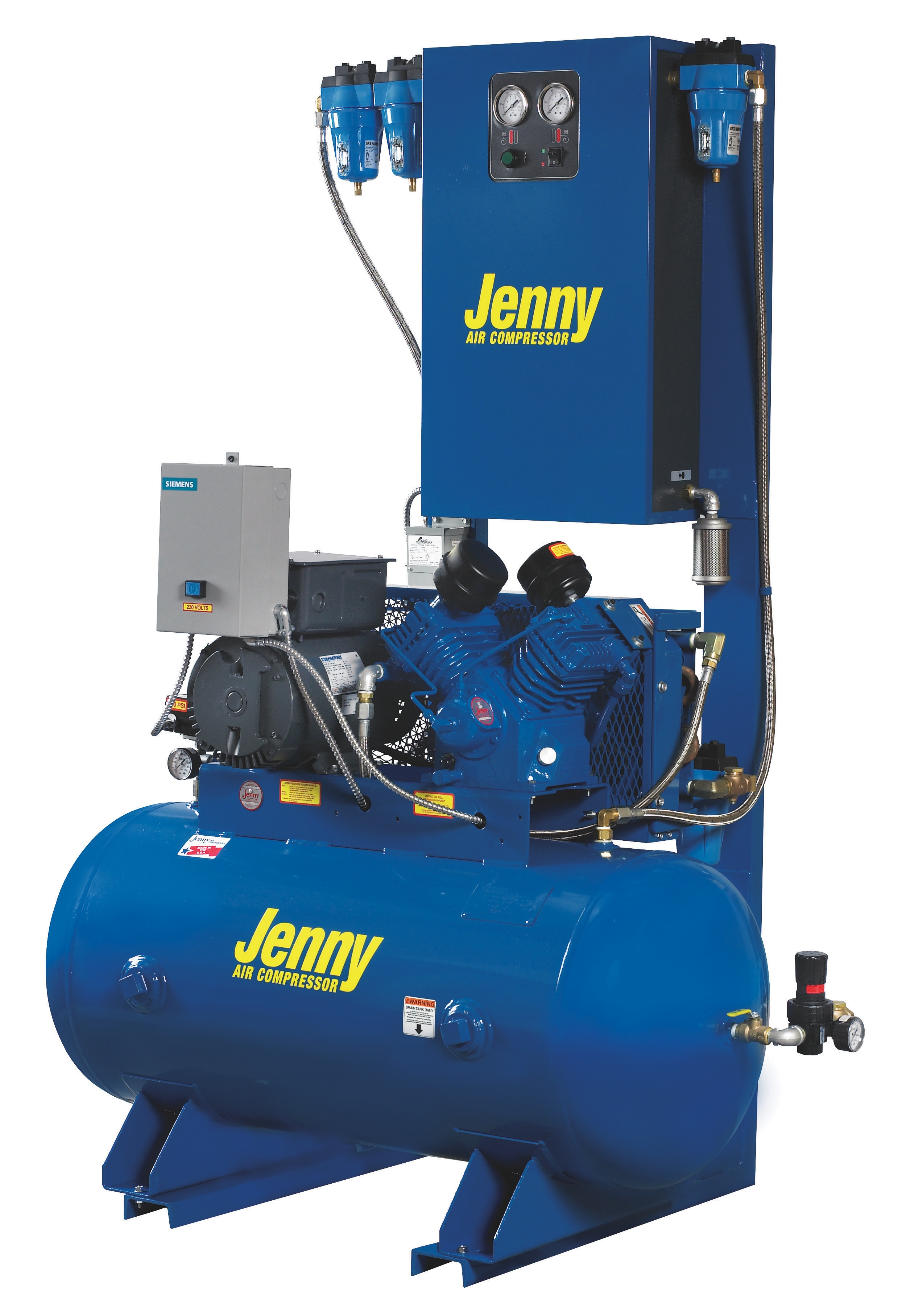 Jenny Products Inc Introduces A Complete Line Of Air