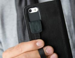 AViiQ Leather iPhone 5 Wallet Case