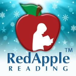 Red Apple Reading New Year Logo