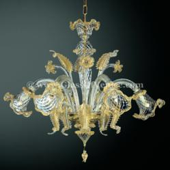 GlassOfVenice.com to Present 10 Different Series of Murano Chandeliers