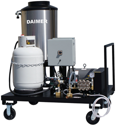 PRESSURE WASHER - DAIMER SUPER MAX 12500PE