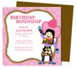 birthday party invitations kids