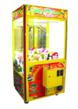 Add life to your showrrom with a toy crane machine.
