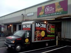 Gentle Giant Moving Company's partnership with More Than Words has made a positive impact on at risk youth