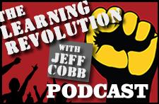 Learning Revolution podcast banner