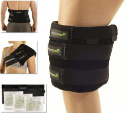FrozenPeaz Large Joint PeazPod Wrap for knees, lower back, shoulder