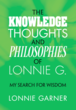 Questions and Answers Inspire Reflection; New Release by Lonnie Garner