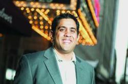 Arif Gangji, CEO and Founder of Neon Rain Interactive