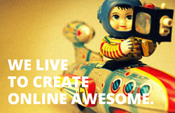 ThreeTwelve Creative brings the Online Awesome