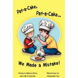 25% of the Pat-A-Cake, Pat-A-Cake…We Made A Mistake! proceeds will be given to a local San Diego childrens charity.