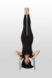 Inversion with Bodylift yoga headstand