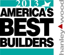 2013 America's Best Builder