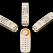 Multi-Zone White Adjustable LED Touch Dimmer
