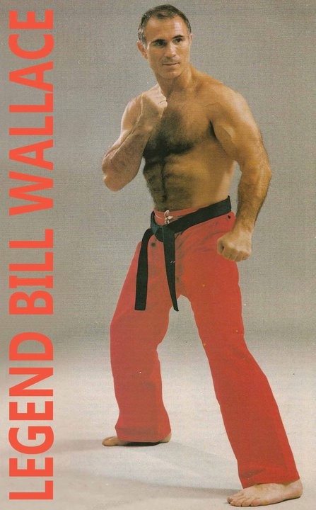 superfoot bill wallace at leading edge martial arts on sat