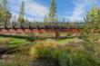 "York Bridge Concepts, Inc.™ Creates a ""Green"" Wooden Vehicular Bridge..."