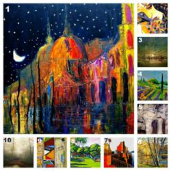 Top 10 Modern Artists artist become releases first annual top 10 contemporary art list