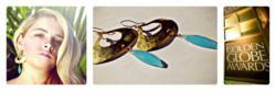 Minabea Moroccan Boho Earrings