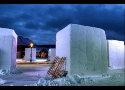 Snow Sculpture Championship, Breckenridge, Colorado, January 15 -18
