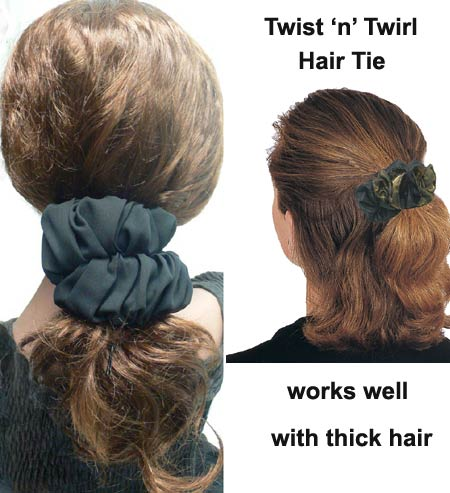 bella fashions twist n twirl hair ties are a welcome
