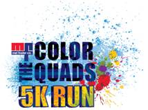 Color The Quads 5k Run - Quad Cities First Color Run