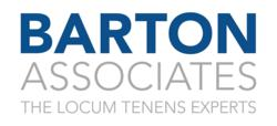 Barton Associates The Locum Tenens Experts