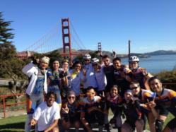Inspirational story of University of Texas Bicycle Team