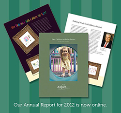 Aspire Indiana 2012 Annual Report