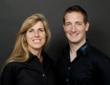 Otojoy audiologist Donna Gilmartin, MS, CCC-A (left) and Otojoy founder Thomas Kaufmann, MS (right). Photo: www.redfieldpictures.com