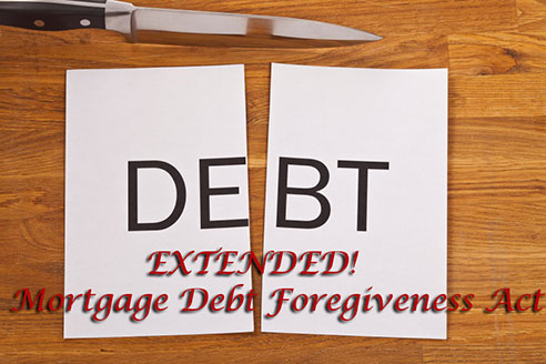 Debt extension 61