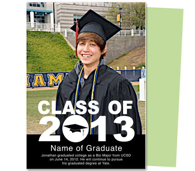 senior announcement templates free - supplier of printable quality