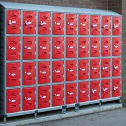 Visit to China: eXtreme Plastic Locker®