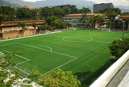Recent advances in synthetic turf and